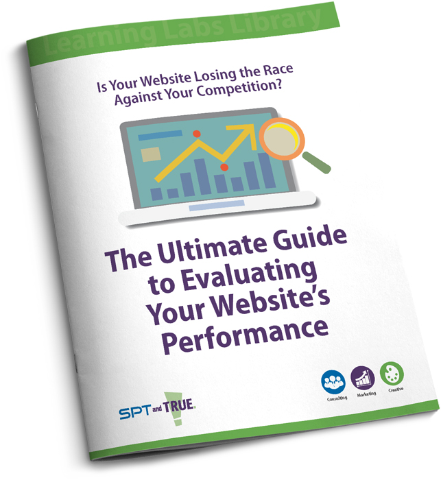 Brochure - the ultimate guide to evaluating your websites performance