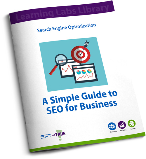 Ebook - A Simple Guide to SEO for Business