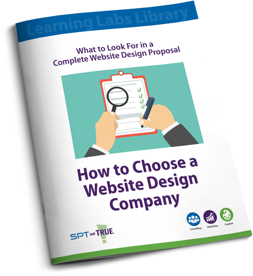Brochure - How to choose a website deisgn company